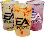 17oz Confetti Stadium Cups